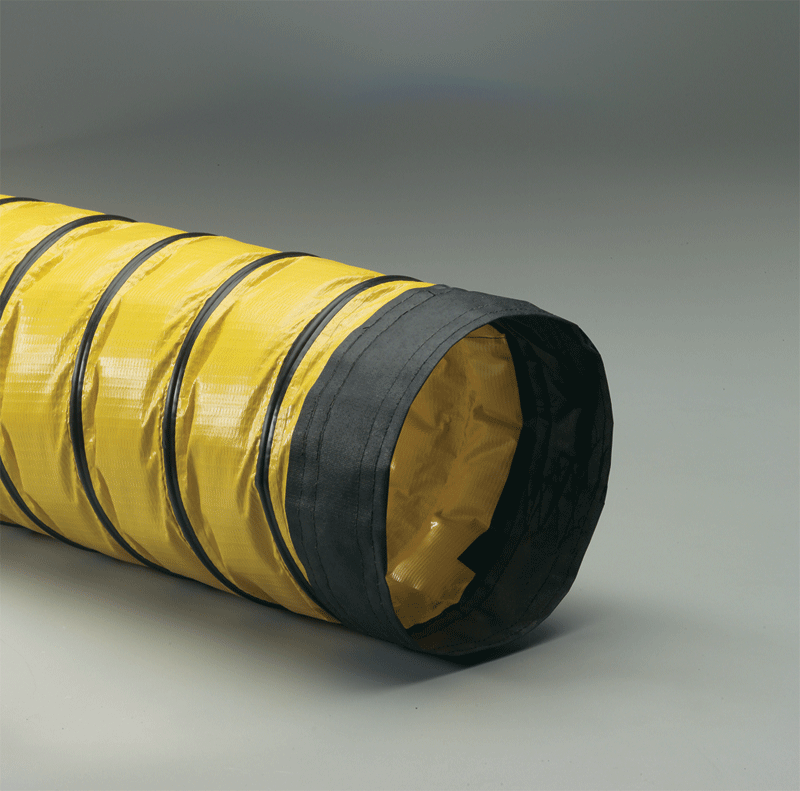 insulated pvc blower hose