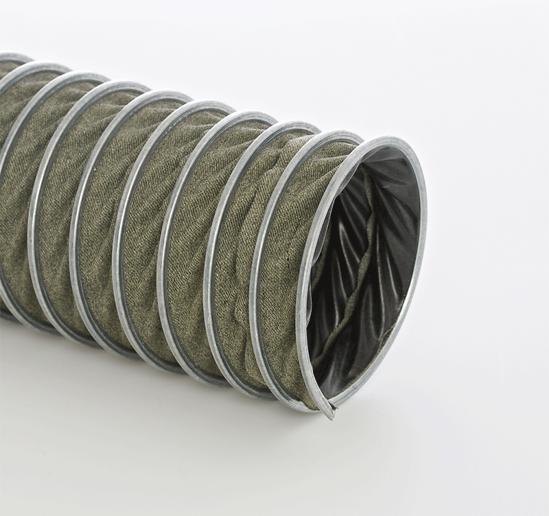very flexible fume ventilation hose