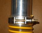 T-Bolt Clamp for smaller Flex-Tube diameters