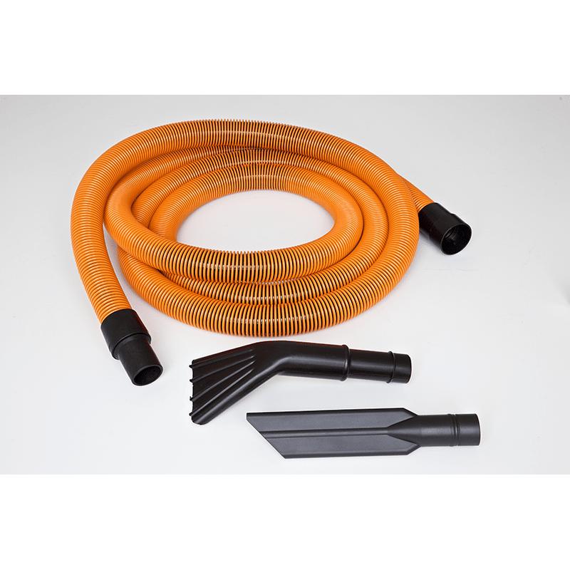 14 Length 14 ID Flexaust commrokit Polyethylene Copolymer Commercial MRO General Pick-Up Kit 18 psi Maximum Pressure 29 psi Vacuum Rating