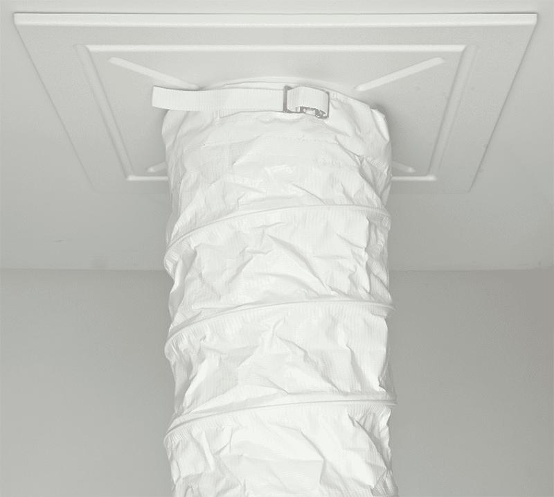 Ceiling Tile Kit Flexaust