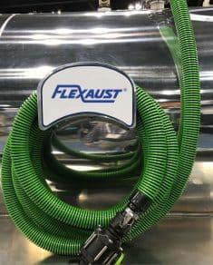Industrial Hose Manufacturer · Hoses & Ducting · Flexaust Inc