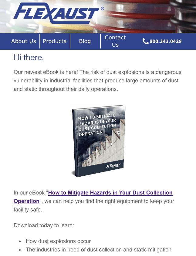 Flexaust May 2020 Newsletter